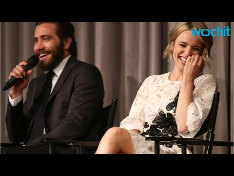 Why Rachel McAdams Wouldn't Touch Jake Gyllenhaal's ''Yucky Abs''