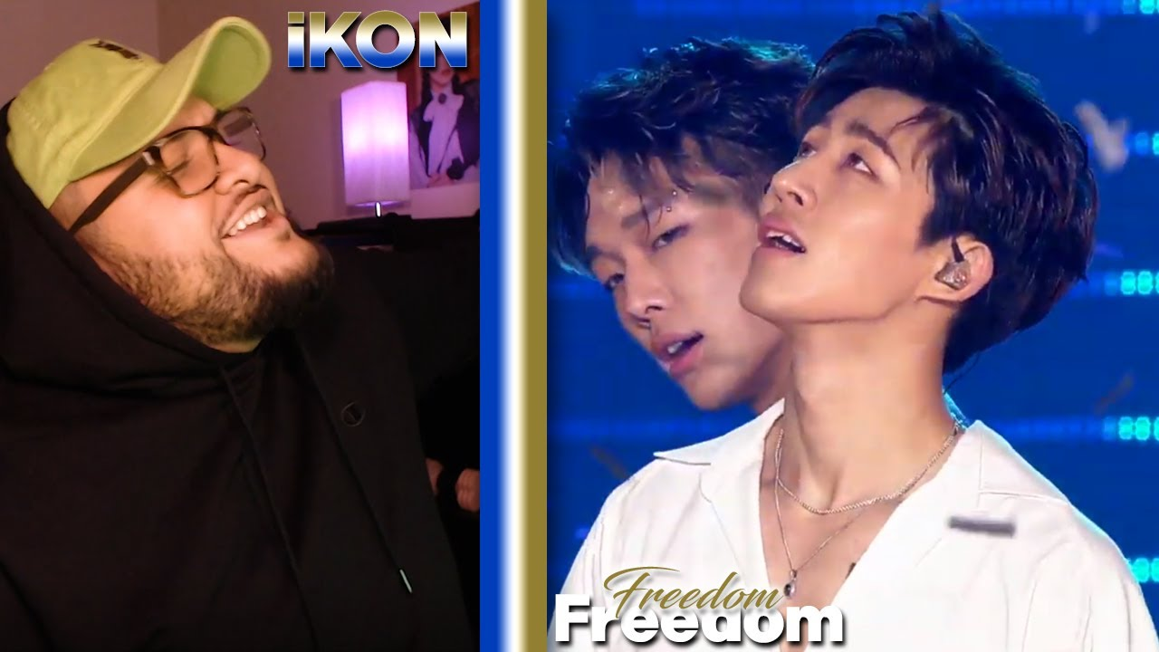 iKON - Freedom LIVE REACTION | I NEVER EXPERIENCED THIS IN PERSON!!!