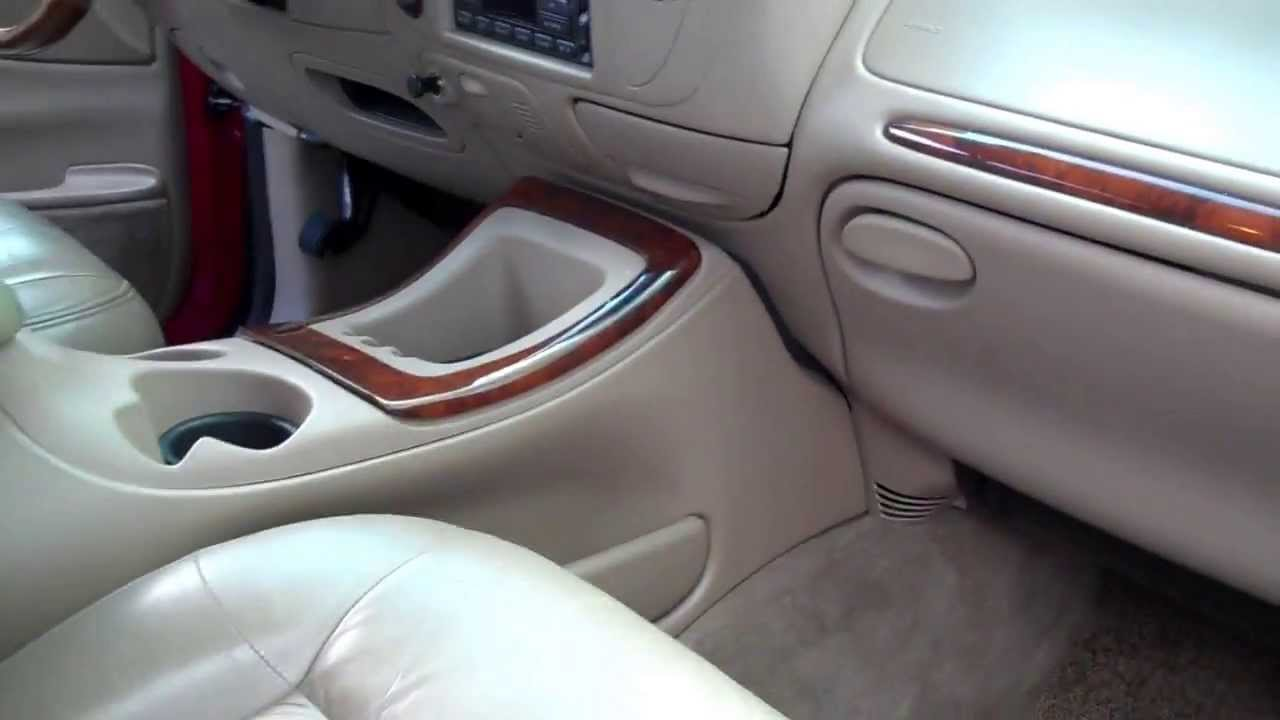 small resolution of 1998 lincoln navigator base w leather interior