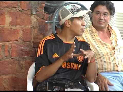 Charla de Camilo Blajaquis en la Escuela de Filosofía de Villa Itatí - 2011 - Primera Parte