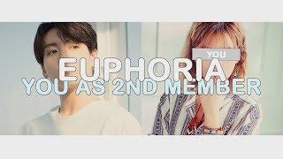 [ karaoke ver. ] bts - euphoria // 2 member version (you as member)