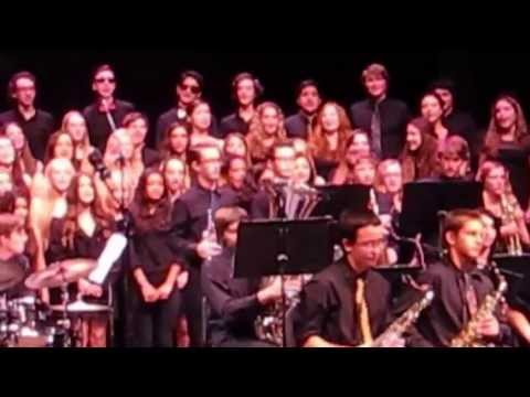 It Don't Mean a Thing--Laguna High School Jazz