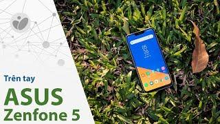 Chi tiết Asus Zenfone 5 tại Việt Nam - Không chỉ có tai thỏ