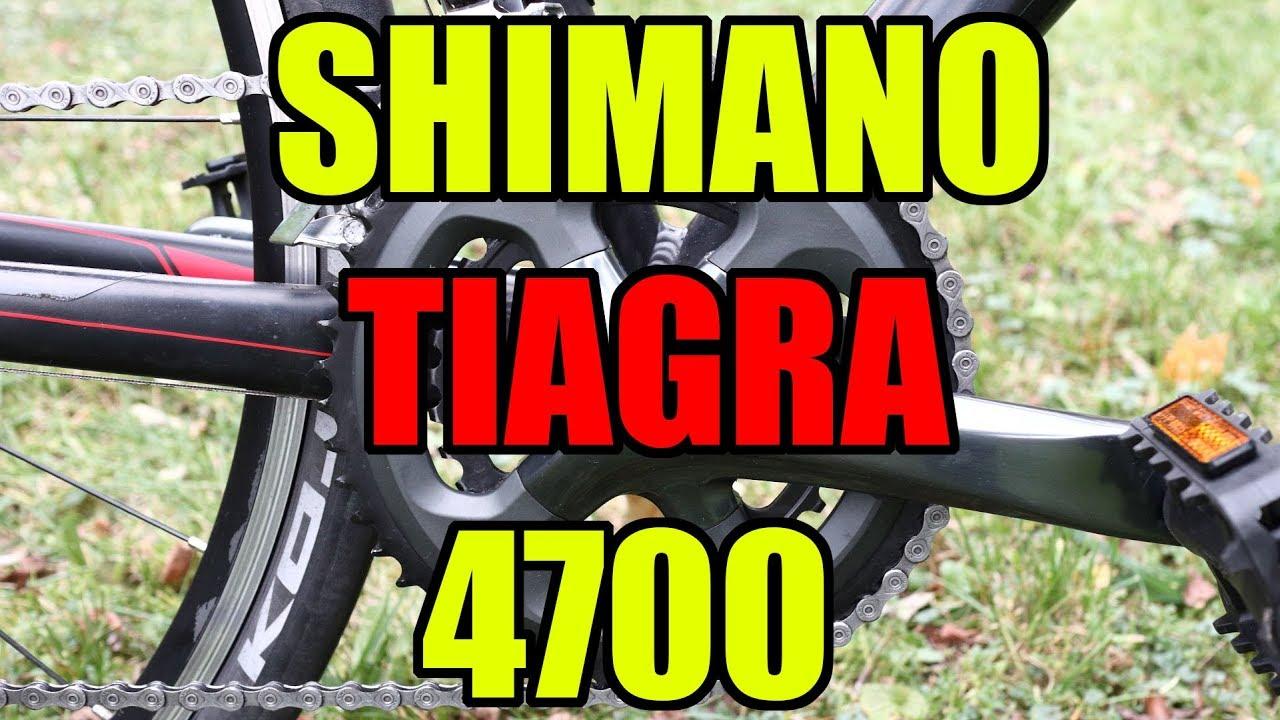 Shimano Tiagra 4700 – moja opinia o tej grupie napędu // Rowerowe Porady