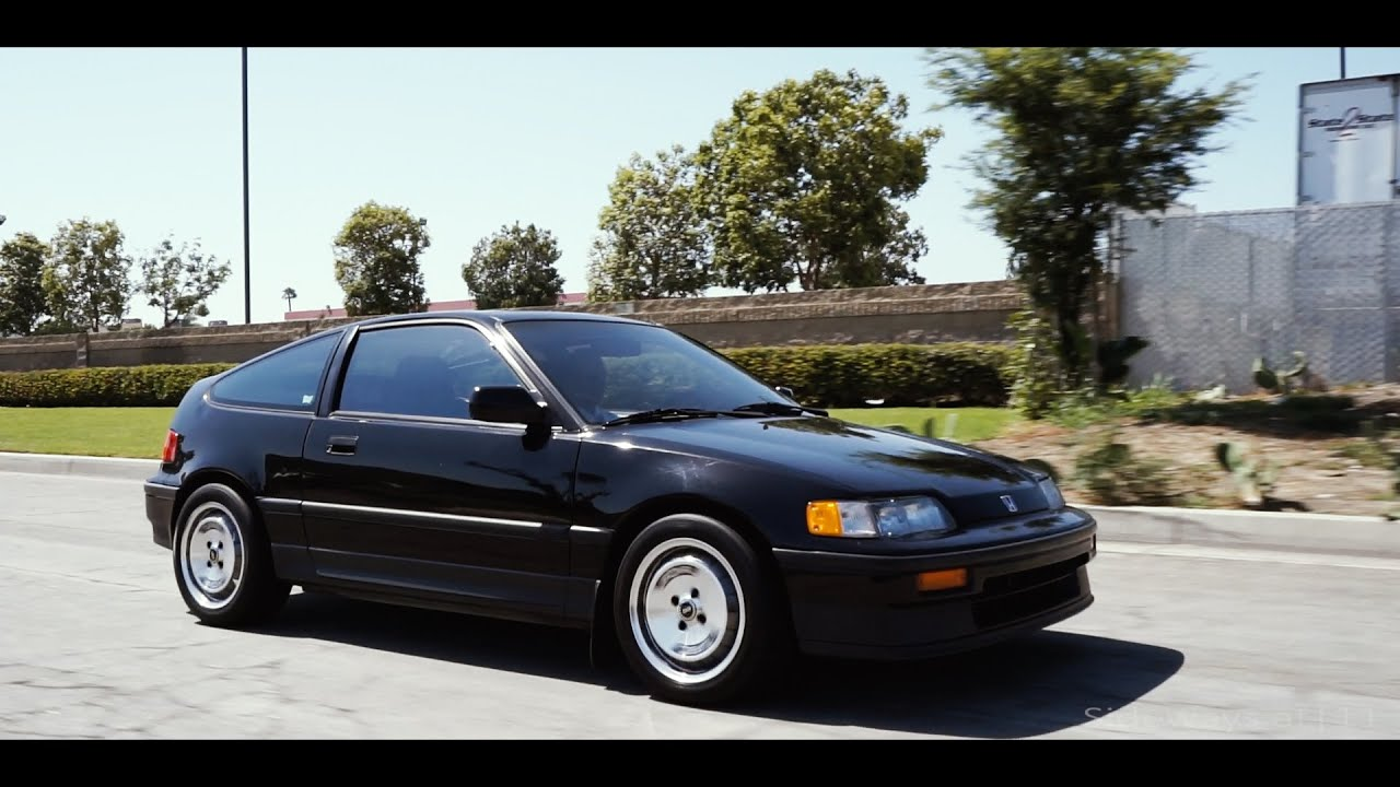 hight resolution of 1988 honda crx si hard to forget