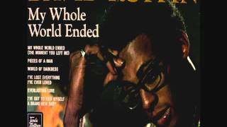 David Ruffin - My Whole World Ended - I