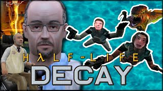 DOS RANCIAS EN APUROS   Half-Life: Decay ft. Diepiify