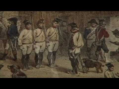 21 Line of Fire - The Battle of Trafalgar 1805