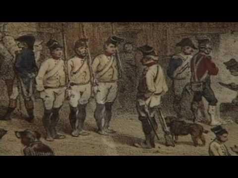 21 Line of Fire - The Battle of Trafalgar 1805