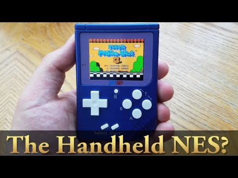 The Handheld NES - BittBoy Review