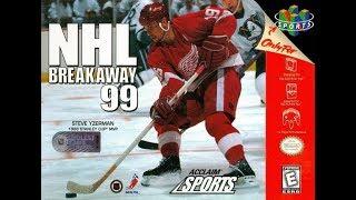 NHL Breakaway 99 (Nintendo 64)