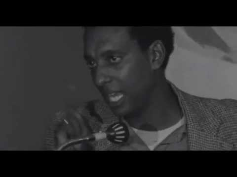 Stokely Carmichael - The United States has NO CONSCIOUS
