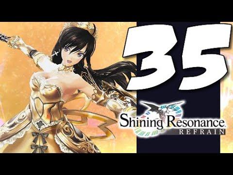 Lets Blindly Play Shining Resonance Refrain: Part 35 - The Evil Mist |