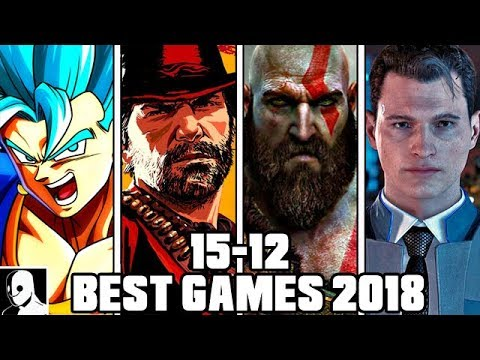 DerSorbus Best Games 2018 / Top Games 2018 Platz 15-13