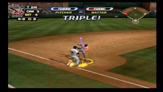 MLB Slugfest 2003 - Season Mode (Game 3)