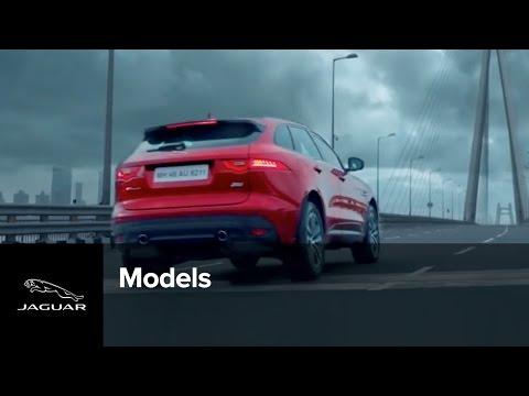 All-New Jaguar F-PACE | #SetThePace