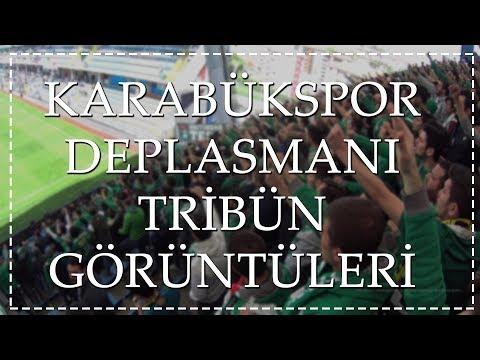 TRİBÜNDEN | 2018'de ilk... (K. Karabükspor-Bursaspor)