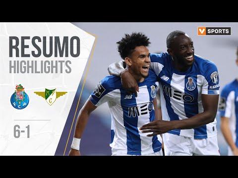 Highlights | Resumo: FC Porto 6-1 Moreirense (Liga 19/20 #33)