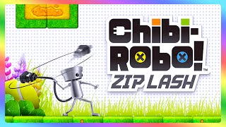 REVIEW - Chibi-Robo: Zip Lash