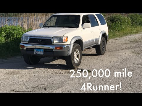 2000 Toyota 4Runner | Read Owner and Expert Reviews, Prices