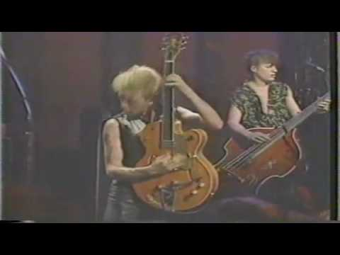 Stray Cats - Rock This Town 83 - Live