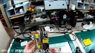 lcd tv repair 모니터 tv 수리