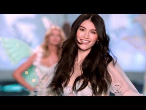 Sui He Victoria's Secret Runway Walk Compilation 2011-2016 HD
