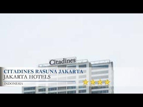 Citadines Rasuna Jakarta - Jakarta Hotels, Indonesia