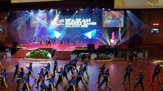 Download lagu Opening Ceremony 10th Asean Schools Games 2018