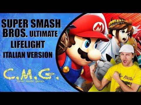 Super Smash Bros: Ultimate - Lifelight (Italian Version) FT Borna Matosic thumbnail