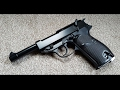 WE CP 'Classic Pistol' Walther P38 Review [Airsoft]
