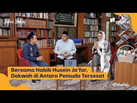 Bersama Habib Husein Ja'far, Dakwah di Antara Pemuda Tersesat | Shihab & Shihab