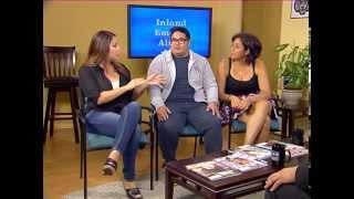 City of San Bernardino - IEA! -  99.1 KGGI Morning Show - Evelyn Erives, John Magic, Diana Wehbe