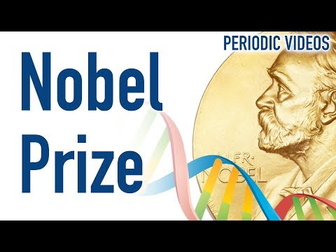 DNA Spell Checker (2015 Nobel Prize in Chemistry) - Periodic Table of Videos