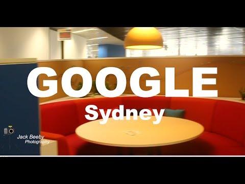 Inside Google Sydney