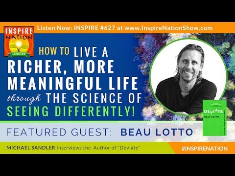 🌟BEAU LOTTO: Live a Richer, More Meaningful Life by Changing Your Perception (Neuroscience) Deviate