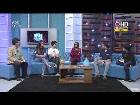 Jóvenes Embajadores en Paraguay TV