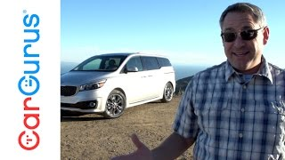 2016 Kia Sedona | CarGurus Test Drive Review