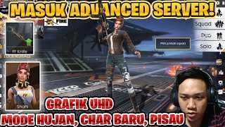 BUKA ADVANCED SERVER OKTOBER! BAHAS SEMUA UPDATE TERBARU! - Garena Free Fire