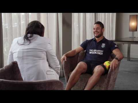 Thumbnail: Jarryd Hayne Interview