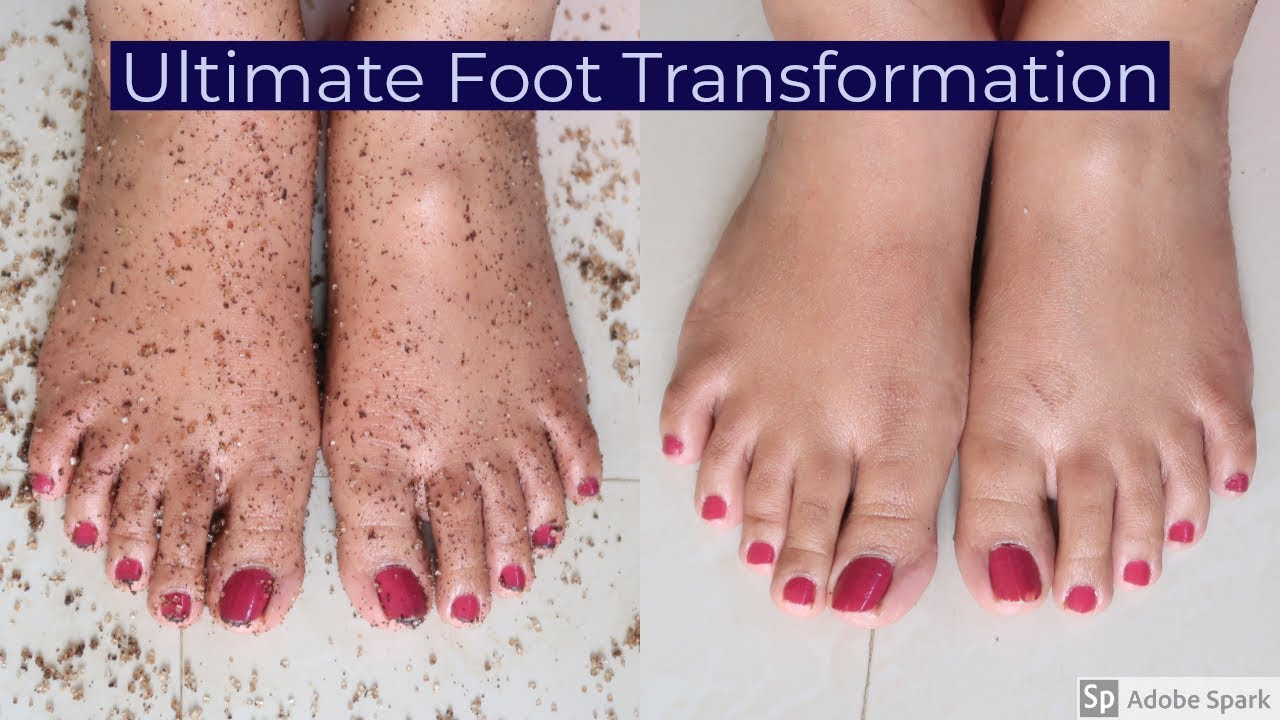 Diy Foot Mask For Whiter Brighter And Soft Feet I Instant Results