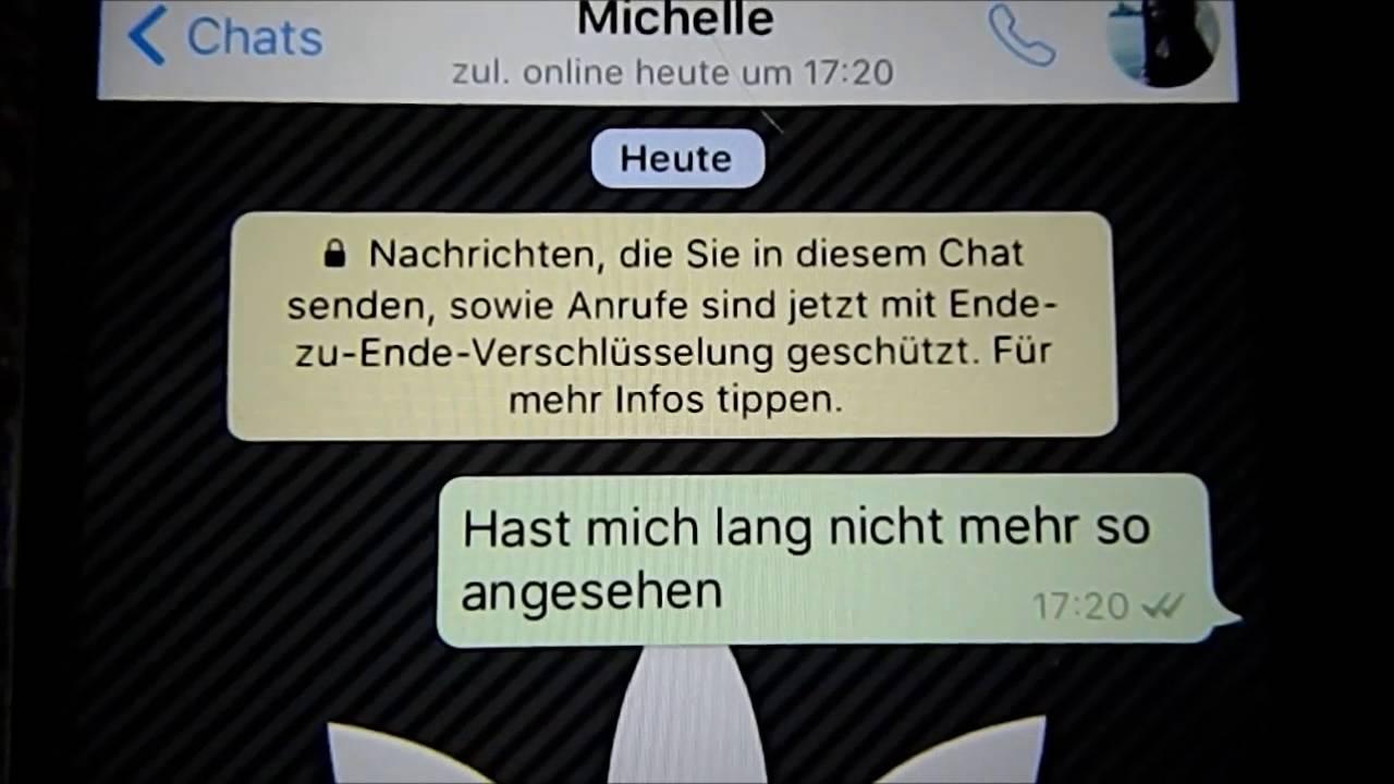 Whatsapp Text Auf Dem Kopf