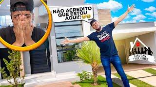 LEVEI O SOSIA DO RENATO PRA CASA DAS SETE MULHERES