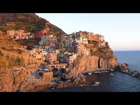 Cinque Terre, Italy in 4K Ultra HD