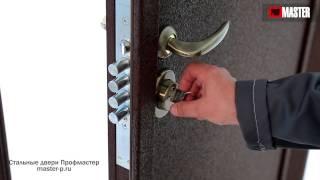 Входная металлическая дверь Скала(Взломостойкая стальная дверь Скала. Скрытые петли, надежные замки, бронепластины, сталь толщиною до 5мм..., 2014-06-19T21:46:09.000Z)