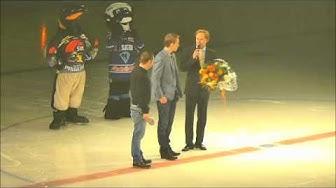 #55 Christian Ehrhoff nimmt Abschied