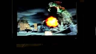 Tekken 5 DR Anna Williams Ghost Battle Gameplay thumbnail
