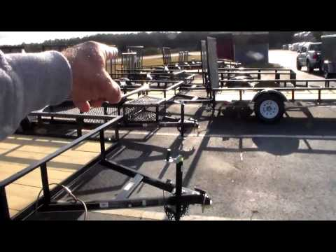 Lawn Service Trailer Options for the New Guy / Part Time Lawn Care Business
