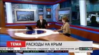 Крым будет датироваться только для выживания до 2020 года