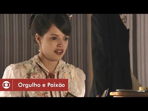 Orgulho e Paixão: capítulo 27 da novela, quinta, 19 de abril, na Globo